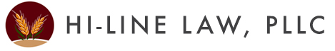 hi line law logo long